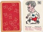 1960 Kwartet duitse voetballers