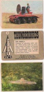 Thunderbirds , gekleurd , 1966, UK.