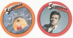 Superman , stickers rond , 1979